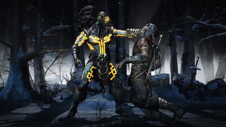 Nieśmiertelny klasyk z gatunku bijatyk. Nie uwierzymy, że nie ma na świecie gracza, który nie grał w jakąś część tej serii. Mortal Kombat to ikoniczna