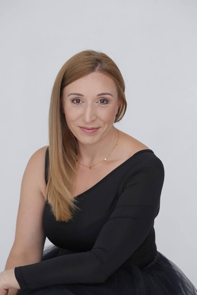 Justyna Chmiel, jedna z organizatorek Festiwalu Filmowego Przeźrocza