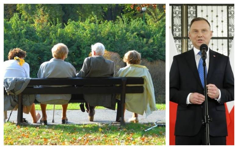 Przed wyborami między innymi prezydent Andrzej Duda obiecał wprowadzenie emerytur stażowych. Projekt spadł nieco w hierarchii pomysłów do zrealizowania