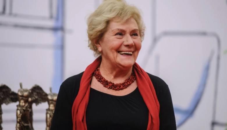 Teresa Lipowska będzie gościem podczas Nocy Bibliotek w Stąporkowie