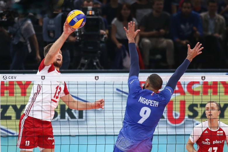 Polscy siatkarze zdobyli brązowe medale mistrzostw Europy. W decydującym meczu wygrali z Francją 3:0. Zobacz, jak sobotnie starcie wyglądało na zdję