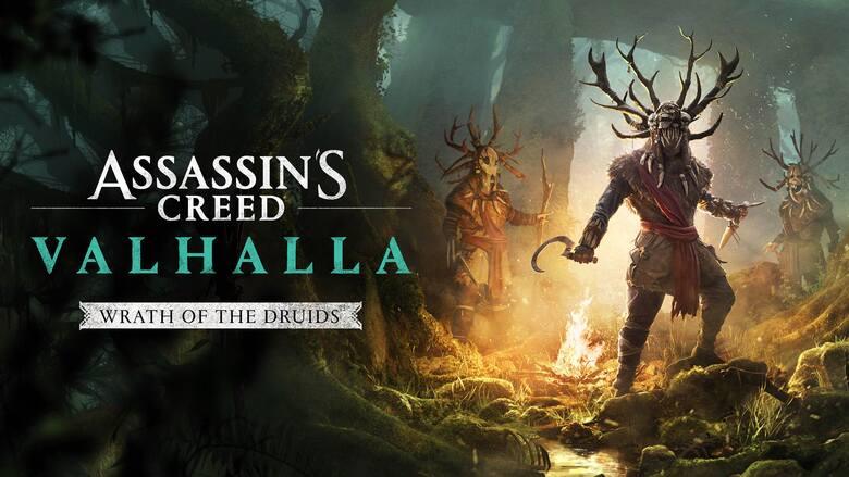 Recenzja dodatku Gniew Druidów do Assassin's Creed Valhalla. Czy warto zabrać Eivora do Irlandii?