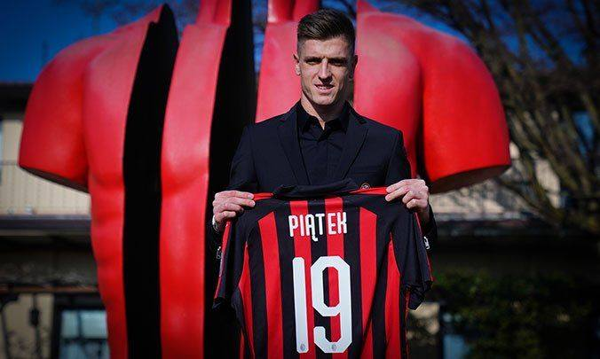 Krzysztof Piątek w AC Milan! Najwyższe transfery polskich piłkarzy w historii [TOP 10]