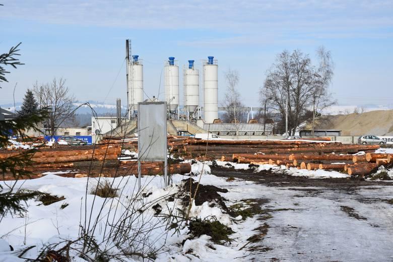 Nowy Targ. Ruszyła wycinka drzew pod kolejny odcinek nowej zakopianki