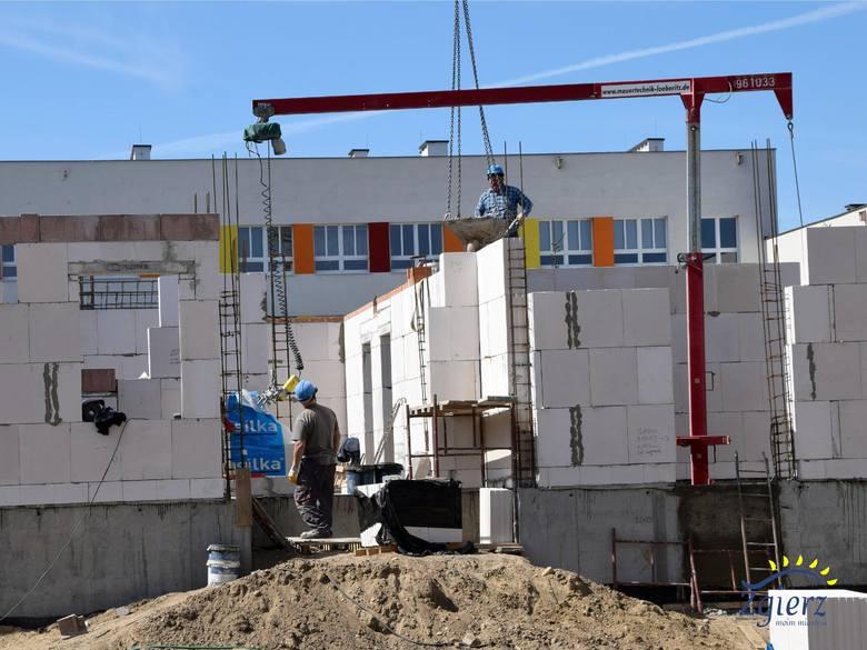 W Zgierzu przybędzie 57 nowych mieszkań. Ruszyła budowa