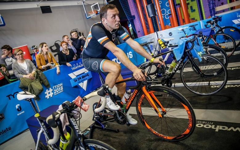Torus Triathlon In Da House 2018