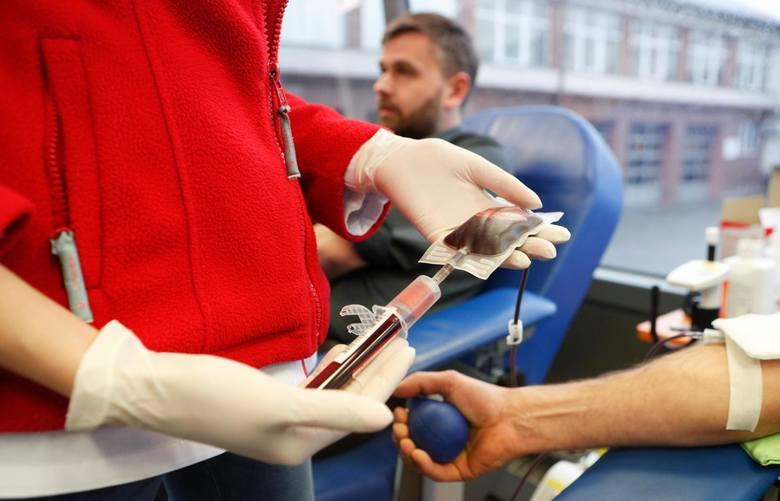 Do rejestru dawców szpiku można zapisać się podczas każdej akcji zbiórki krwi