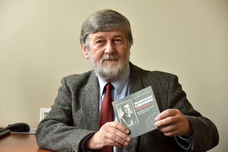 Władysław Liniarski odegrał ważną rolę w konspiracji - mówi Jan Jerzy Milewski, autor publikacji o pułkowniku