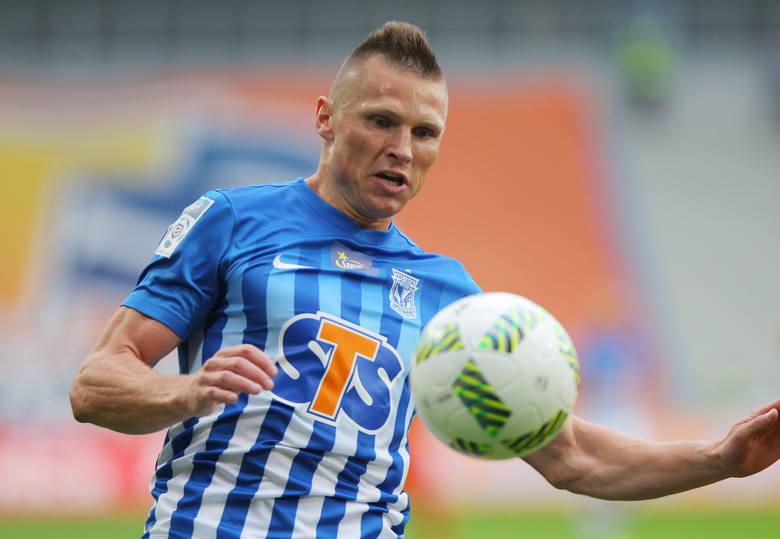 Marcin Robak w tym sezonie zdobył już w lidze i PP 18 goli