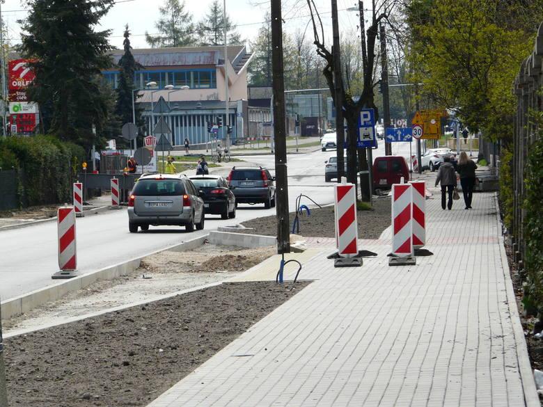 W Pabianicach zamknięta będzie ulica Kilińskiego. To kolejny etap przebudowy drogi