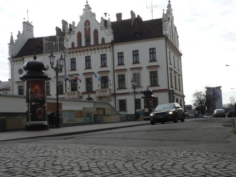 Przy ratuszu w Rzeszowie powstanie nowa kamienica?