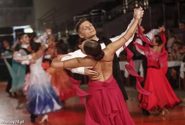 Turniej Tańca Towarzyskiego GASIEK