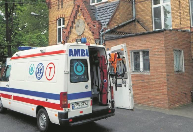 Możliwe, że  krośnieński szpital po przejęciu przez starostwo trafi w ręce 105. Kresowego Szpitala Wojskowego w Żarach