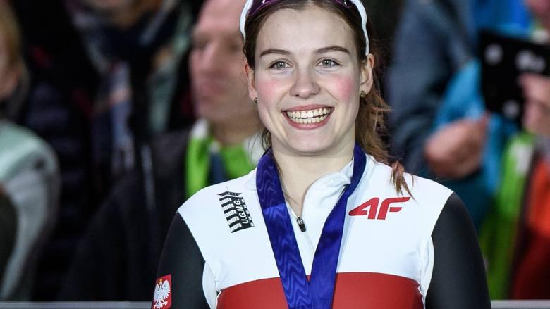 Kaja Ziomek jest jedną z polskich kandydatek do medali Akademickich Mistrzostw Świata w Amsterdamie