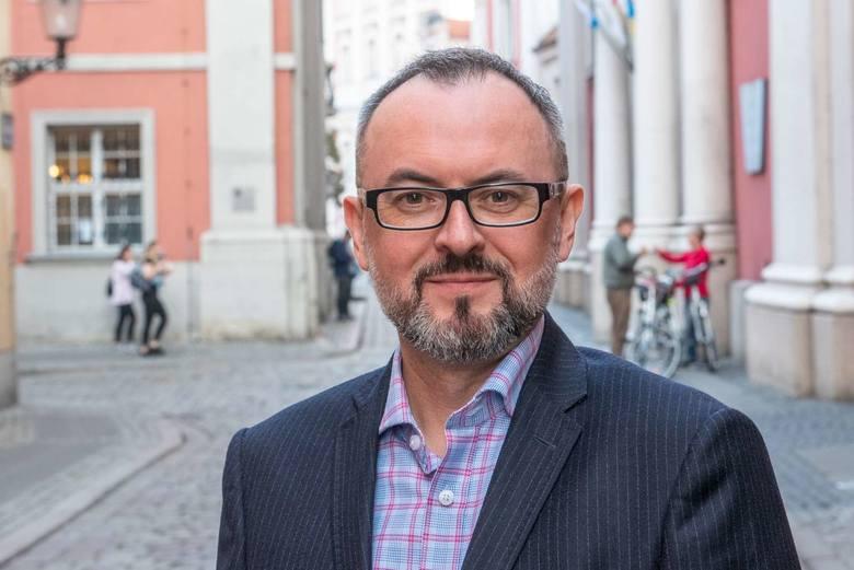 Przemysław Hinc proponuje m.in. przedłużenie trasy PST na Łazarz, Górczyn, aż do os. Kopernika.