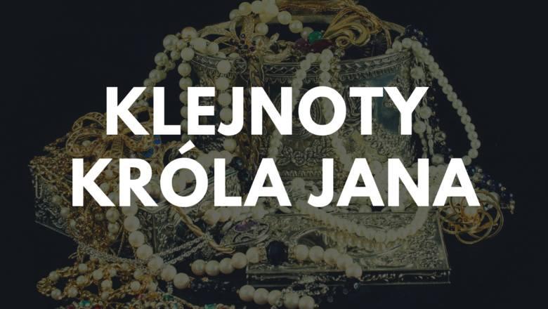 Klejnoty Króla Jana bez Ziemi to skarb poszukiwany od 1216 roku. Znajduje się prawdopodobnie w zatoce Wash u wschodniego wybrzeża Anglii. Klejnoty koronacyjne