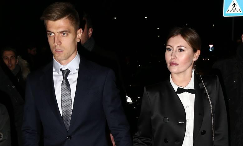 Krzysztof Piątek i Paulina Procyk