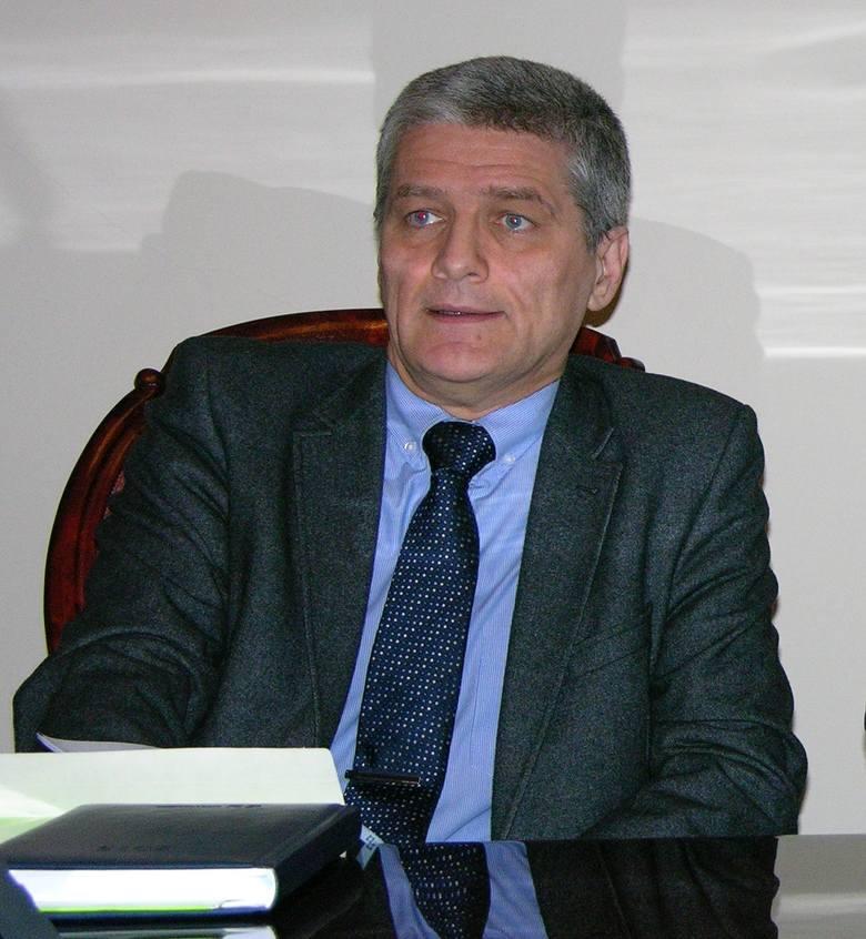 Tomasz Nowicki, dyrektor KRUS w Łodzi i sekretarz PiS w powiecie rawskim