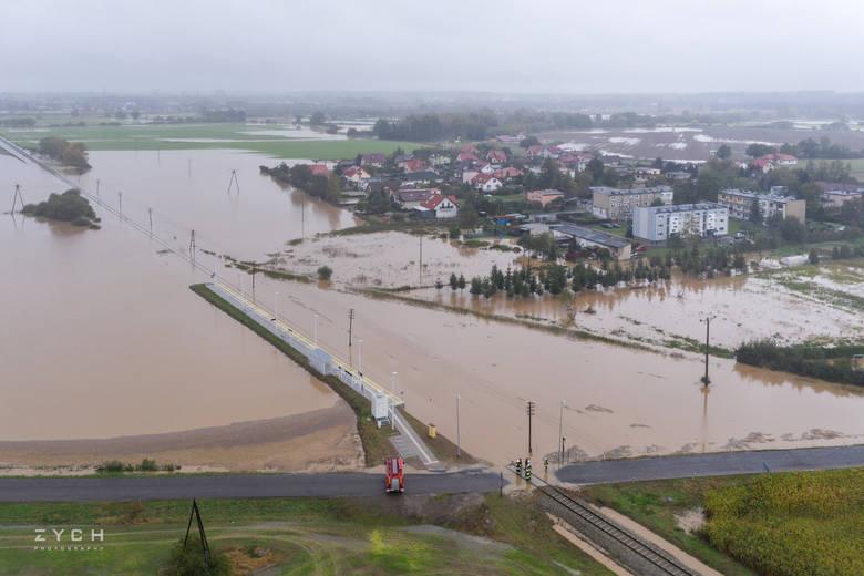 Opolskie. Raport z powodzi. Zalana południowa Opolszczyzna. Trzecia woda w jednym roku. Ludzie mają dość