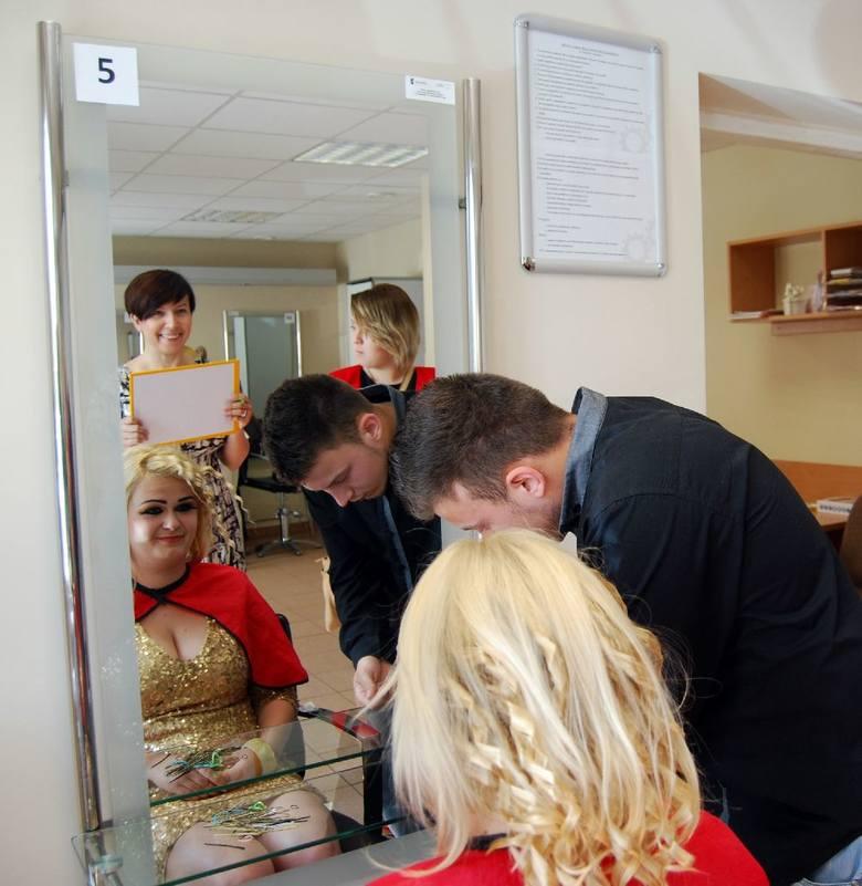 Koki Loki I Fale Konkurs Młodych Fryzjerów W Brodnicy Zdjecia