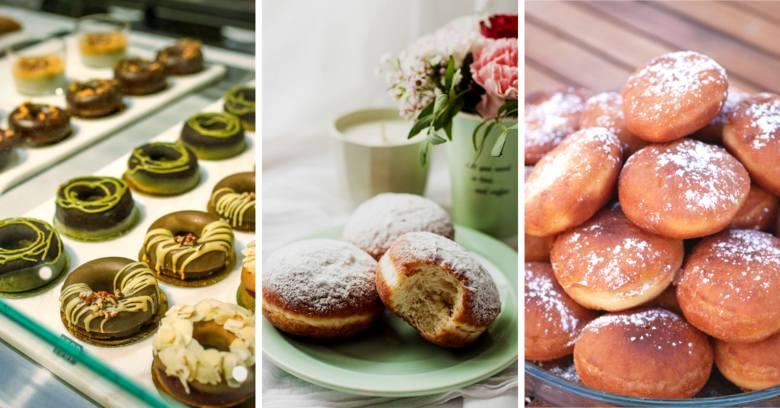 Oto najlepsze pączkarnie w Gdańsku, Gdyni i Sopocie serwujące tradycyjne pączki z marmoladą! Sprawdź naszą listę! >>
