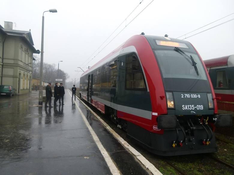 Łódzki Oddział Przewozów Regionalnych uruchomi w nowym rozkładzie jazdy 163 pociągi