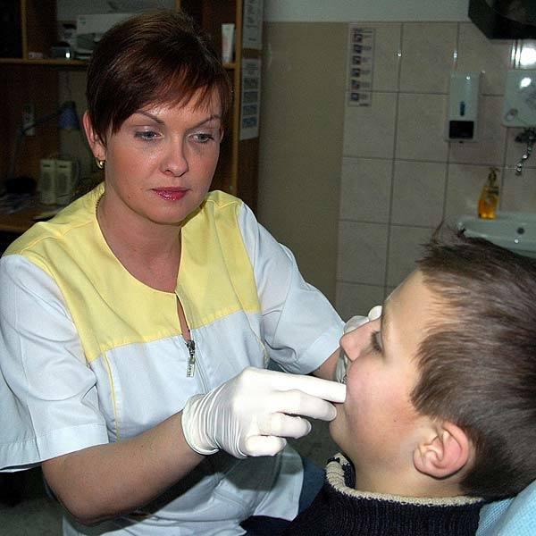 Do dentysty idź z trzylatkiem