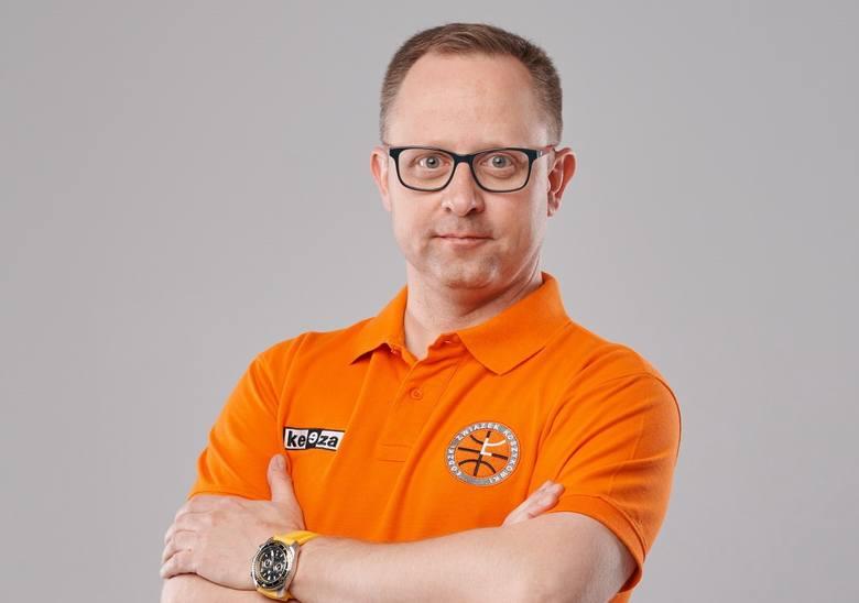 Prezes Łódzkiego Związku Koszykówki i członek zarządu Polskiego Związku Koszykówki Bartłomiej Wojdak