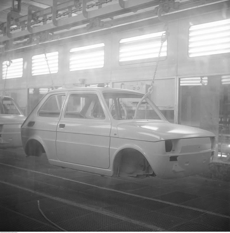 19 lat temu zakończyła się produkcja Fiata 126. Zobacz archiwalne zdjęcia