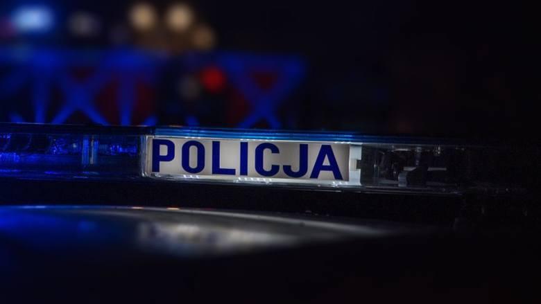 Zderzenie motocykla z motorowerem w gminie Iłża. Kierowca motoru był pod wpływem alkoholu