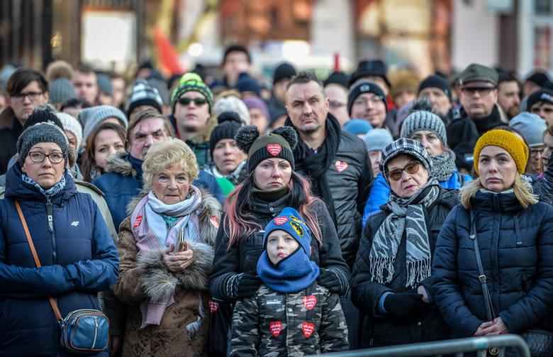"""Gdańsk po wielkiej tragedii sprzed roku. Wiesław Baryła: """"Przyjdzie dzień, gdy to, na czym zależało prezydentowi, zacznie działać w pełni"""""""