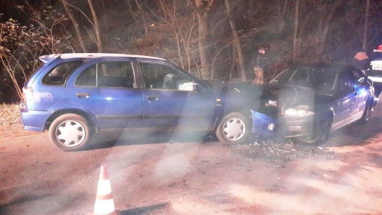 wypadek w Uradzie