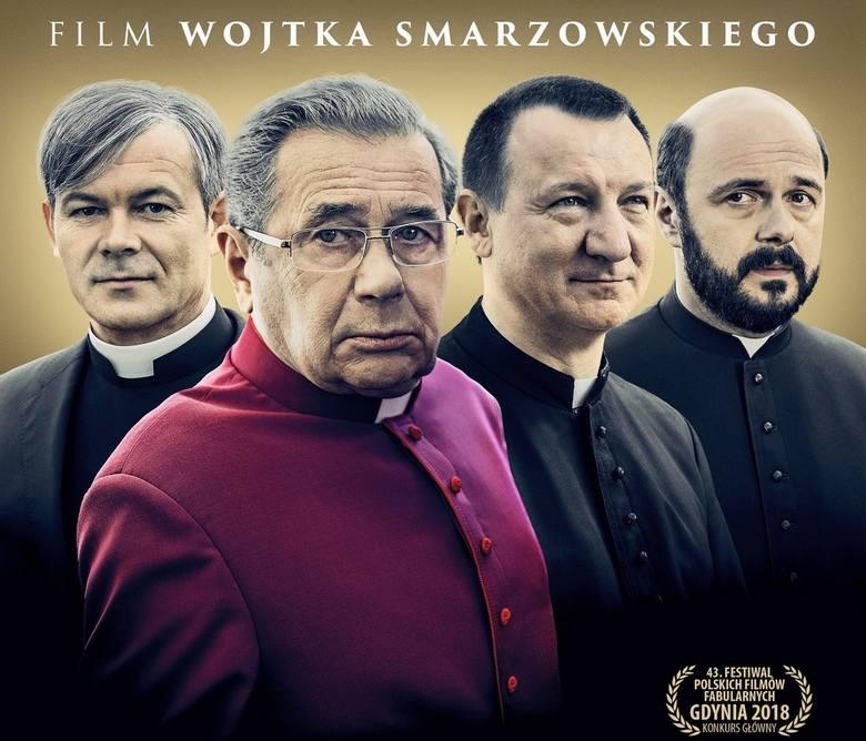 """Film """"Kler"""" wzbudza sporo emocji. Nic dziwnego - padają w nim bowiem poważne zarzuty wobec polskiego Kościoła. Wojciech Smarzowski"""