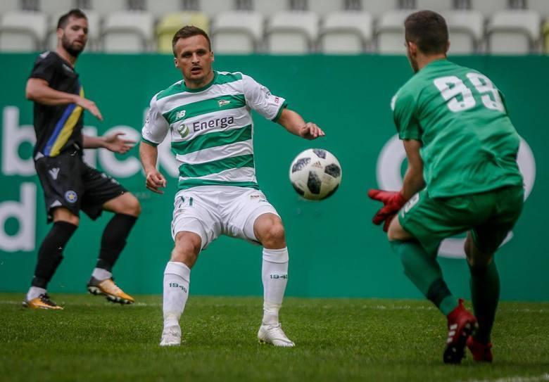 Za nami 6 kolejka Ekstraklasy. Jak grali piłkarze z Podkarpacia?Pięknego gola dla Lechii Gdańsk w starciu ze Śląskiem Wrocław zdobył Sławomir Peszko.
