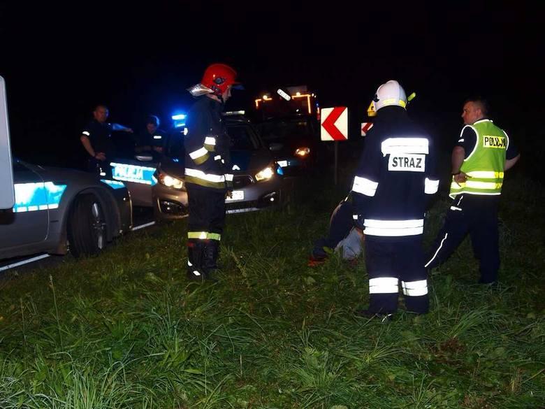 Prośbę o zatrzymanie pojazdu przekazali koszalińskim mundurowym policjanci ze Szczecinka. Otrzymali informację, że seatem prawdopodobnie porusza się