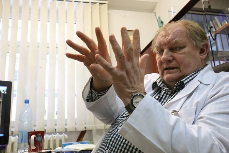 Zrobiliśmy kawał dobrej roboty - nie ma wątpliwości prof. Sławomir Wołczyński. Opowiada o odkryciach związanych z receptorem hormonu FSH. To pozwoli na opracowanie nowych leków.