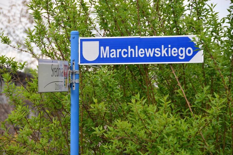 Te nazwy ulic mają wkrótce zniknąć w Dąbrowie Górniczej