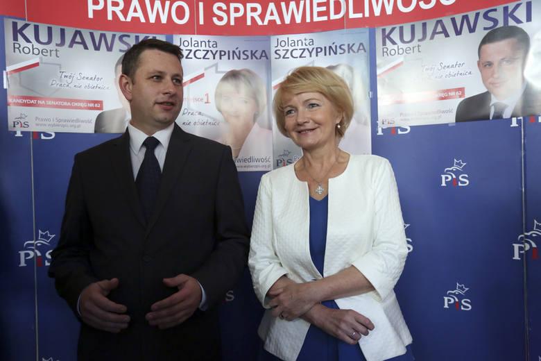 Konferencja PiSu i Jolanty Szczypińskiej (zdjęcia, wideo)