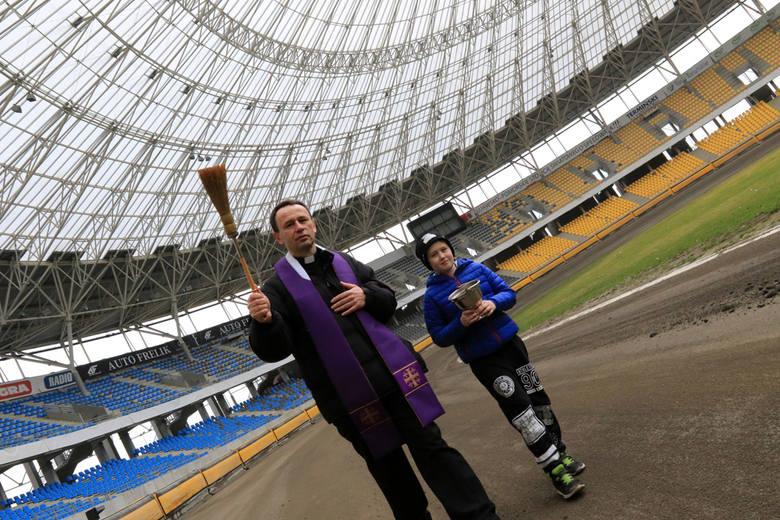 Get Well Toruń trenował po raz pierwszy na Motoarenie [GALERIA]