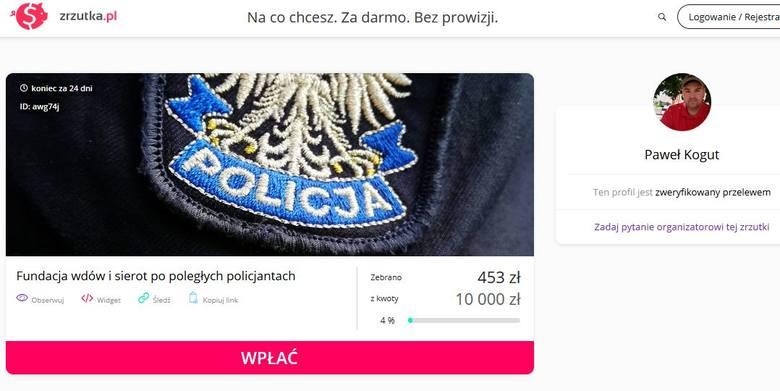 Każdy może dołączyć do akcji, którą zorganizował st. sierż. Paweł Kogut z Gorzowa