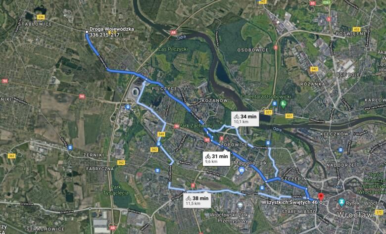 Rowerem po Wrocławiu coraz łatwiej. 2 kilometry nowej ścieżki prawie gotowe [ZDJĘCIA]