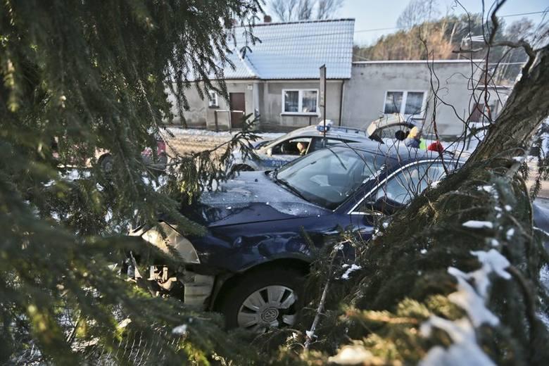 wypadek w Przytoku