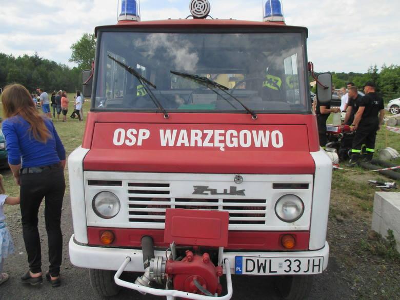 Ochotnicza Straż Pożarna w Warzęgowie
