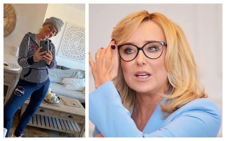 Agata Młynarska w październiku 2020 roku wyjechała z mężem do Hiszpanii. Początkowo planowali zostać tam jedynie na dwa tygodnie, ale... nadal przebywają