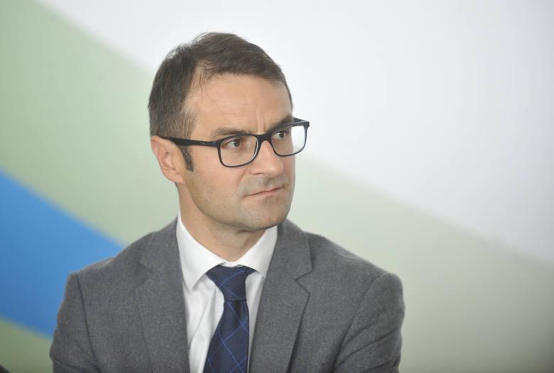 Tomasz Poręba startuje na Podkarpaciu. Pokieruje też kampanią wyborczą