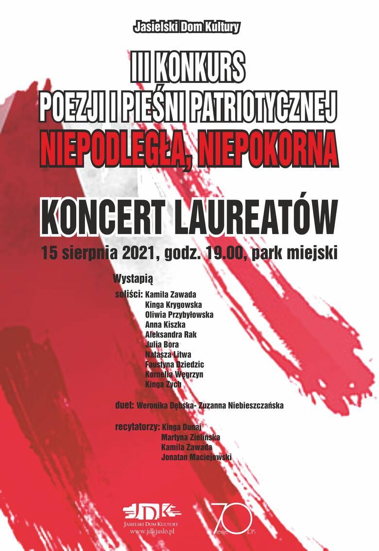 Koncert laureatów konkursu Niepodległa, Niepokorna w Parku Miejskim w Jaśle. Wystąpią w zabytkowej glorietce już w niedzielę