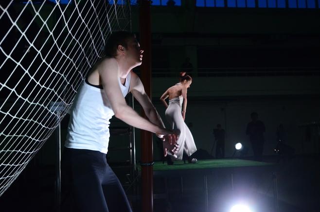 Football@... - przedstawienie Polskiego Teatru Tańca.