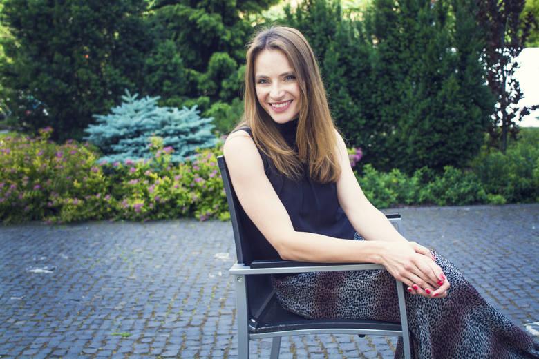 Anna Dereszowska: Od zawsze lubiłam występować<br />