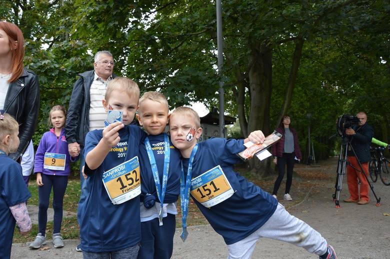 Sanprobi Uro-Run 2019 w Szczecinie. Pobiegli dla zdrowia! [ZDJĘCIA]
