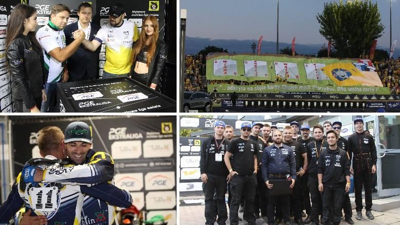 Zobacz co działo się przed, w trakcie i po meczu żużlowców Speed Car Motor Lublin - Włókniarz Częstochowa (ZDJĘCIA)